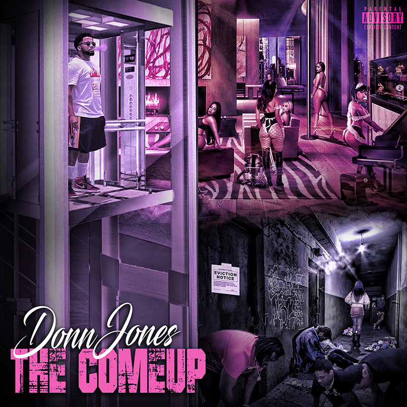 Donn Jones the Come Up@2x